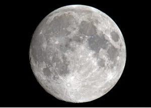 Full Worm Moon Rise Sunday Evening But Supermoon